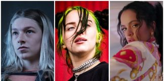 Billie Eilish Rosalia Euphoria