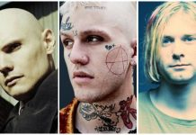 Billy Corgan Kurt Cobain Lil Peep