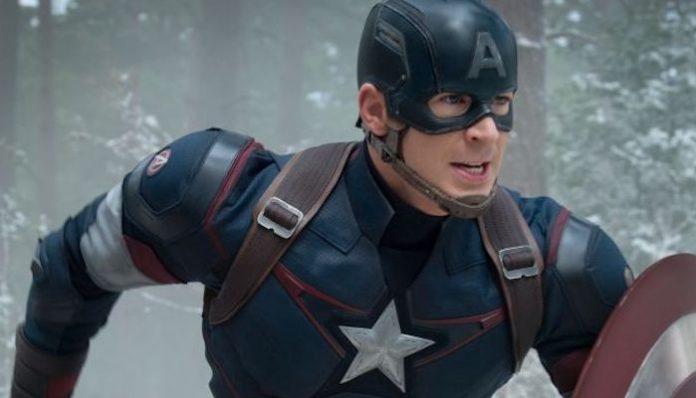Chris Evans Marvel Captain America