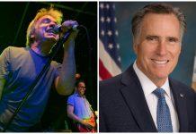 Dead Kennedys Mitt Romney