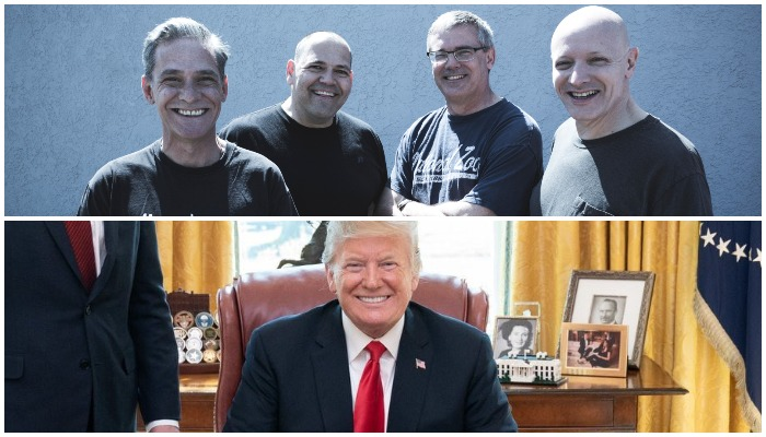 Donald Trump Descendents