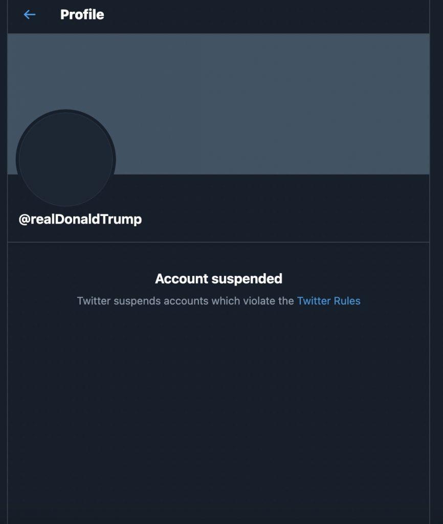 Donald Trump Twitter-min