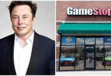 Elon Musk Gamestop stocks