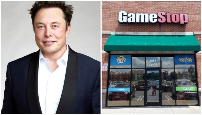 Elon Musk Gamestop stocks