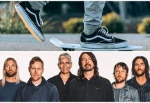 Foo Fighters Vans