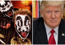 Insane Clown Posse Donald Trump Juggalos