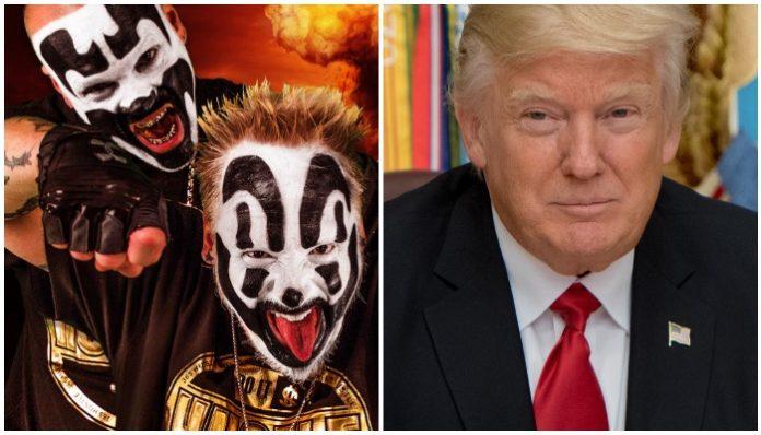 Insane Clown Posse Donald Trump Juggalos