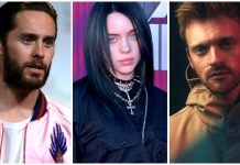Jared Leto Billie Eilish FINNEAS