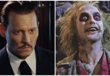 Johnny Depp Beetlejuice 2