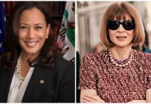 Kamala Harris Anna Wintour Vogue