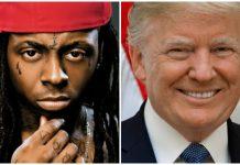 Lil Wayne Donald Trump