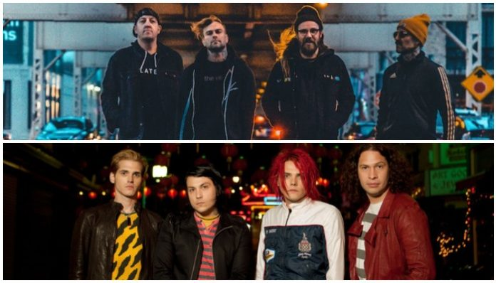 My Chemical Romance The Used