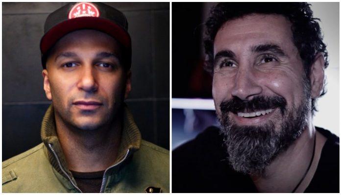 Tom Morello Serj Tankian