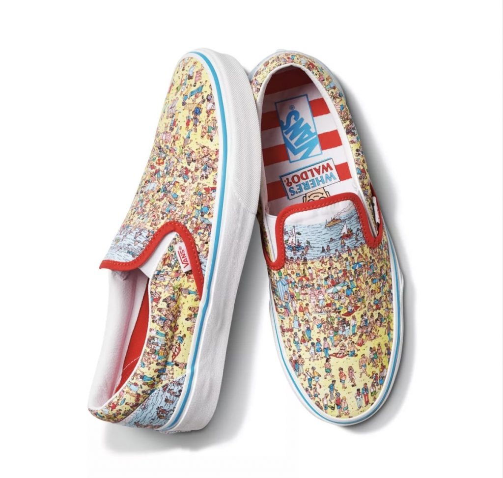 Vans Wheres Waldo 3-min