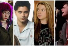 movie band, scott pilgrim, full house, freaky friday, marty mcfly, fictional band