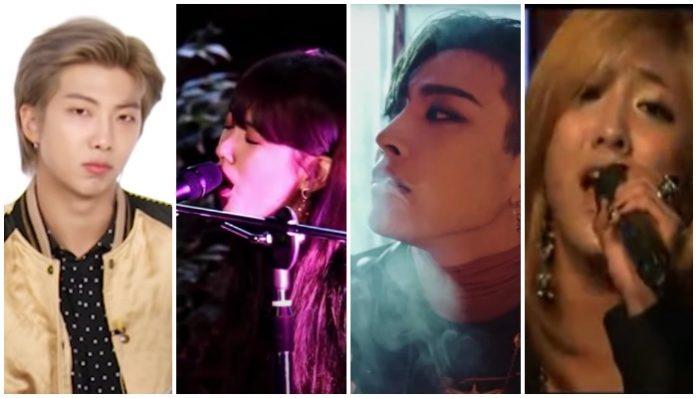 k pop, k pop stars, bts, suzy, ateez, luna & trax