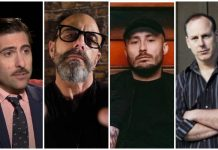 musicians new careers, Jason Schwartzman, phantom planet, dan spitz, anthrax, as it is, patrick foley, greg gaffin, bad religion