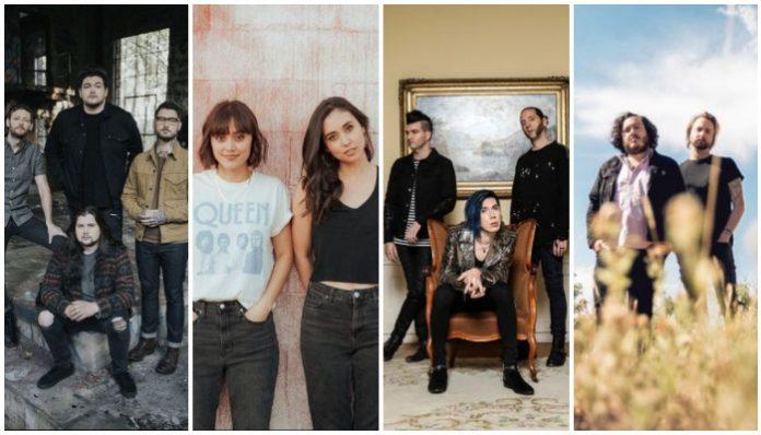 Active scene bands modern alternative artists
