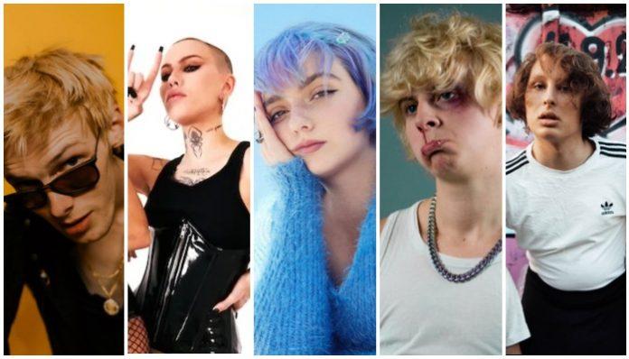new emo artist, new emo artist quiz, friday pilots club, siiickbrain, merci mercy, noahfinnce, tribe friday
