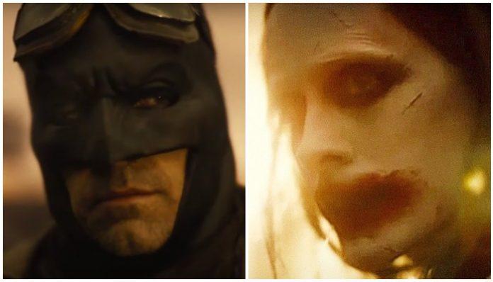 Batman Joker Justice League