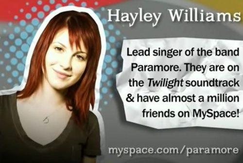 Hayley Williams 'Artist On Artist'