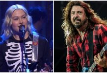 Dave Grohl Phoebe Bridgers