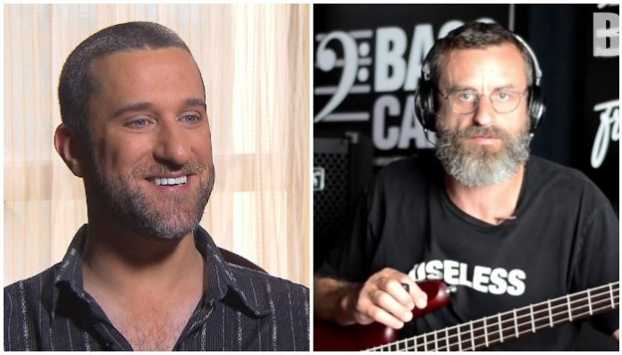 Dustin Diamond Tool Justin Chancellor