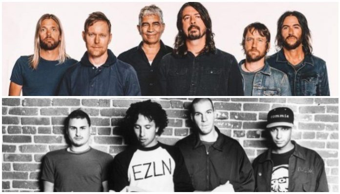 Foo Fighters Rage Against The Machine Rock and Roll Hall Of Fame
