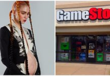 Grimes Reddit GameStop stocks poetry1