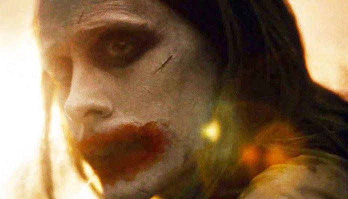 Jared Leto Joker Batman Justice League