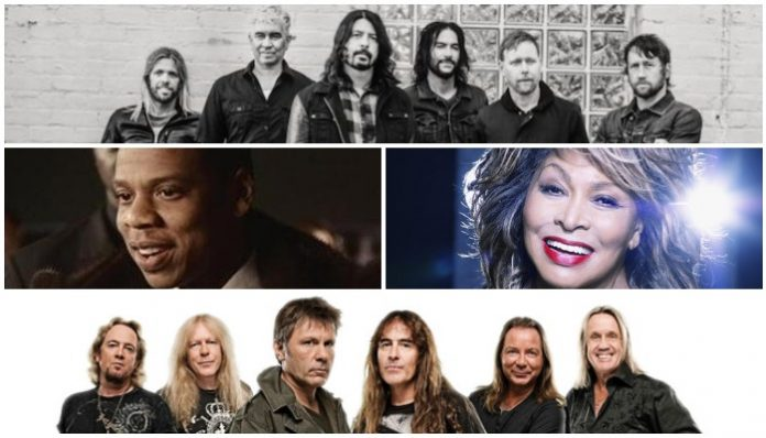 Rock and Roll Hall Of Fame nominations