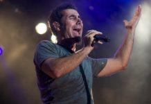 Serj Tankian System Of A Down solo EP-min