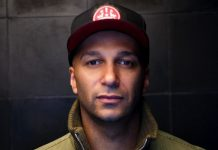 Tom Morello Netflix Metal Lords-min