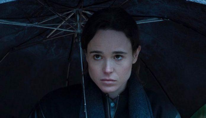 Umbrella Academy season 3 Elliot Page-min