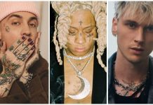blackbear machine gun kelly trippie redd