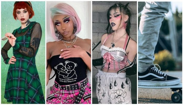 alternative music inspired fashion brands, alternative brands inspired by music, vans, alt fashion