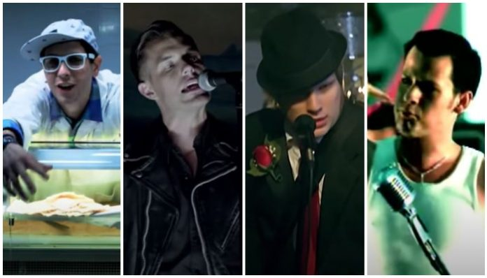 Celebrity music video cameos quiz Alternative music video appearances
