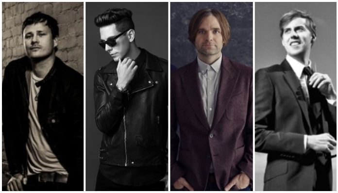 Musicians with multiple bands successful alternative side projects