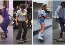 Tony Hawk playable characters Female skateboarders
