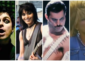 musicals based on musicians, green day, joan jett, queen, tina turner