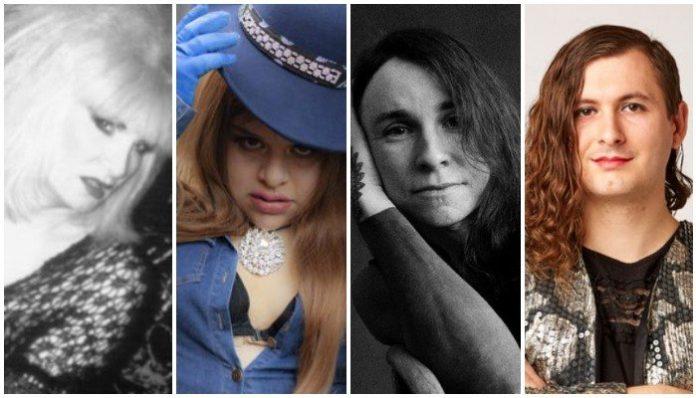 Punk rock trans women Transgender punk artists