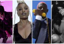 Magnolia Park, SATE, binki, Pleasure Venom, Black alternative artists