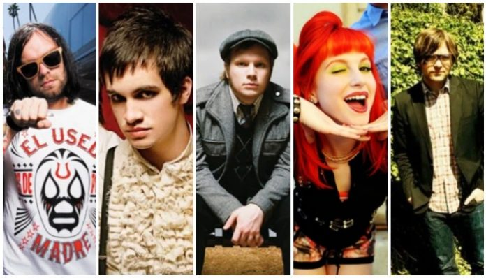 most influential emo bands