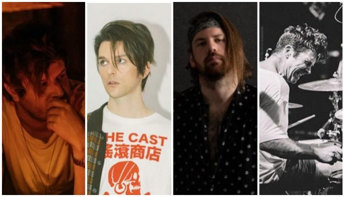 musicians leaving bands new projects, little hurt, dallon weekes, caleb shomo, daniel davison