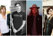 Significant band lineup changes Artists in multiple bands