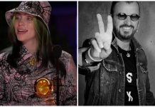 Billie Eilish Ringo Starr