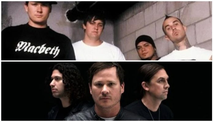 Box Car Racer Angels and Airwaves