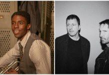 Golden Globes Chadwick Boseman Atticus Ross Trent Reznor