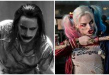 Jared Leto Joker Suicide Squad Harley Quinn Justice League