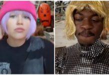 Lil Nas X Miley Cyrus Hannah Montana TikTok